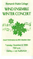 Wind Ensemble Winter Concert 1998